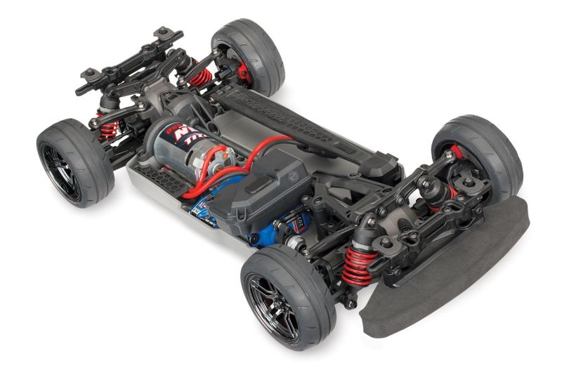4-Tec 2.0 4WD Tourenwagen Chassis 1:10 Brushed