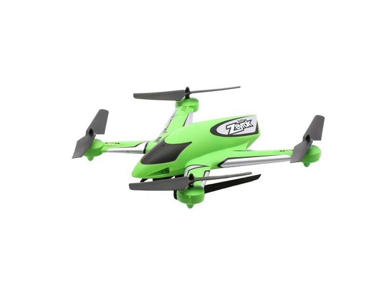 Blade Zeyrok BNF mit SAFE-Technologie, grün