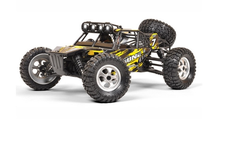 Pirate Dune 4WD Buggy 1/10 Brushed 2,4GHz RTR