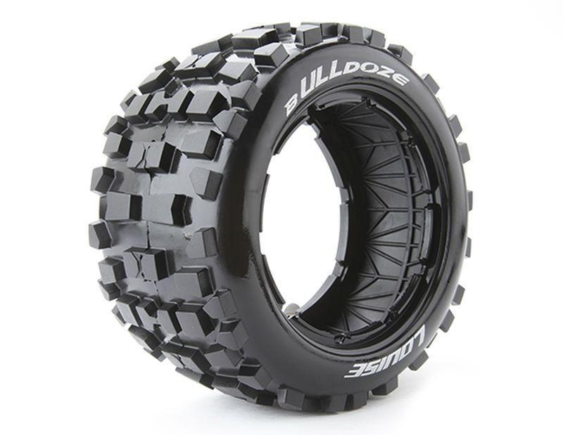 B-ULLDOZE nur Reifen Sport-Compund 1:5 Buggy