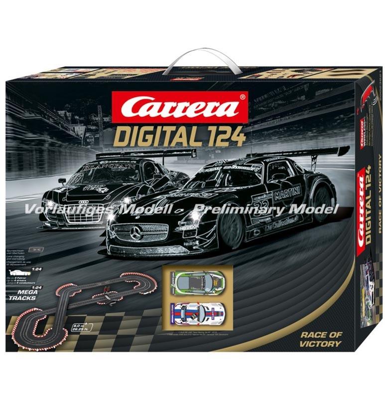 Digital 124 Race of Victory