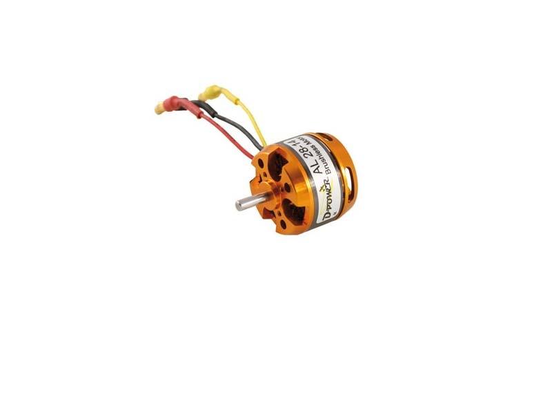 D-Power AL 28-14 Brushless Motor