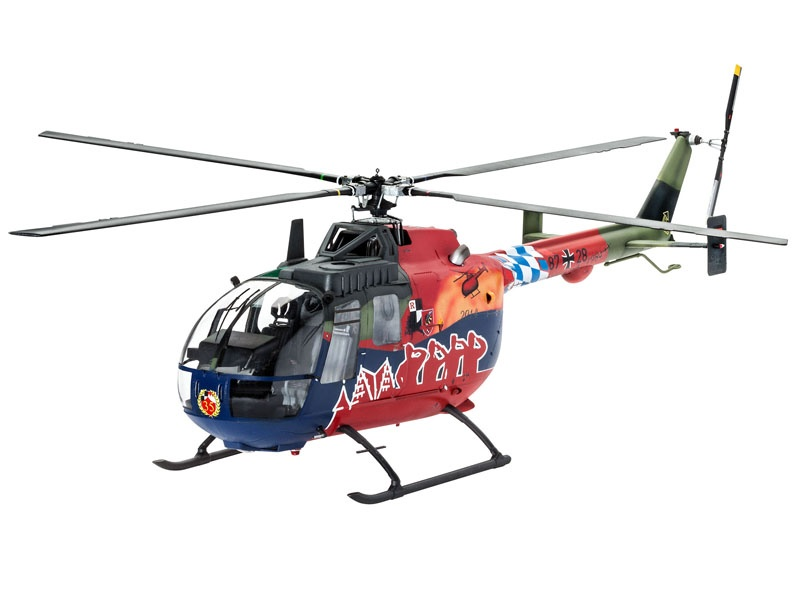 BO 105 35th Anniversary of Roth Fly-Out Version 1:32