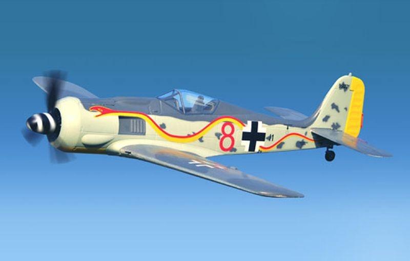 Focke Wulf FW190A-7 ARF