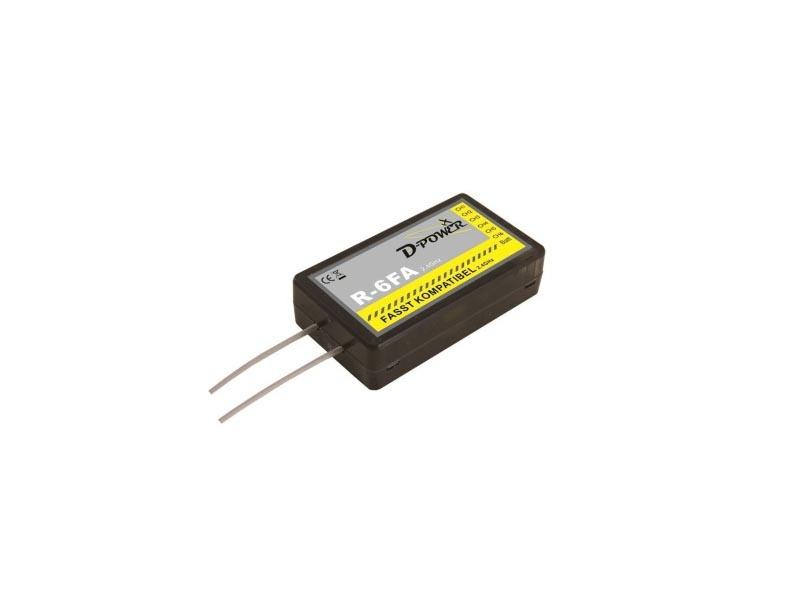 R-6FA - 2.4 GHz Empfänger FASST kompatibel