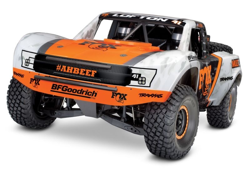 Unlimited Desert Racer Pro-Scale 4x4 Racing Truck bis 6S Fox