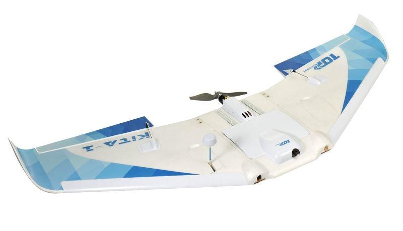 Kita-1 Nurflügler FPV 5,8GHz 1200mm brushless PNP