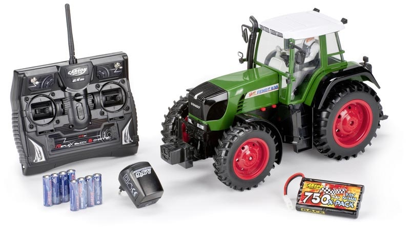 Fendt 930 Vario TMS Traktor 1:14 2,4GHz 100% RTR