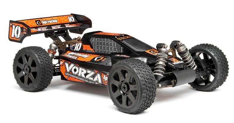 Vorza Flux HP RTR 2.4GHz 1:8 bis 6S 100+ Km/h