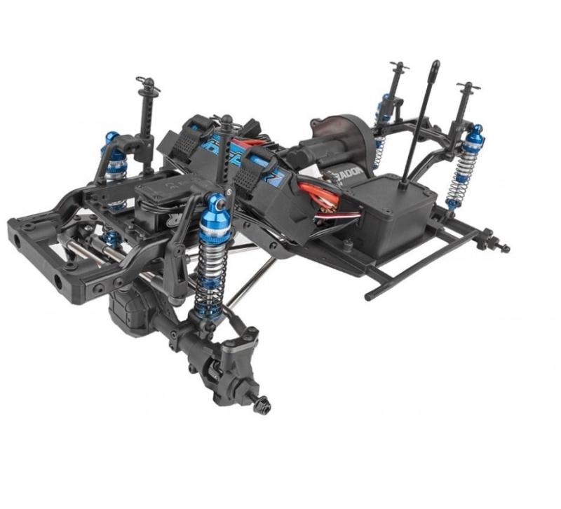 Enduro Trail Truck 4WD Off-Road 1/10 Bausatz Crawler