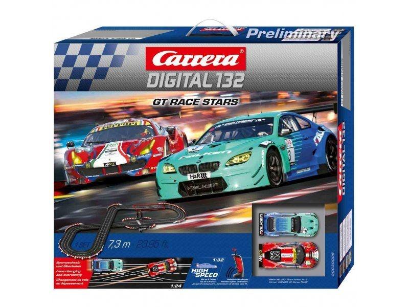 Digital 132 Startpackung GT Race Stars