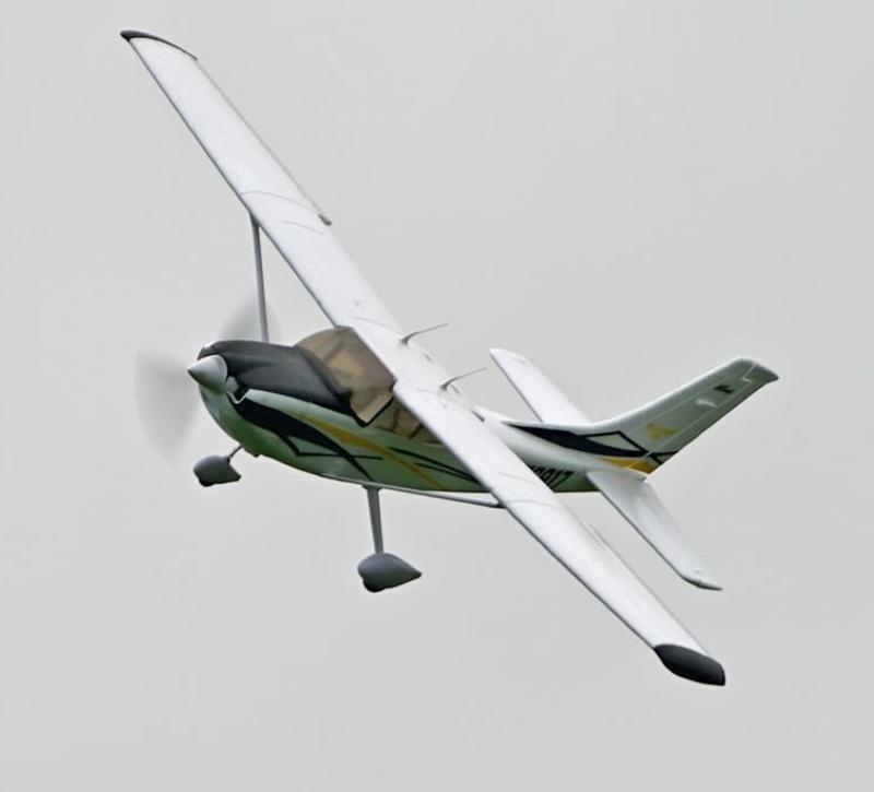 Sky Trainer Trainerflugzeug 1100mm PNP