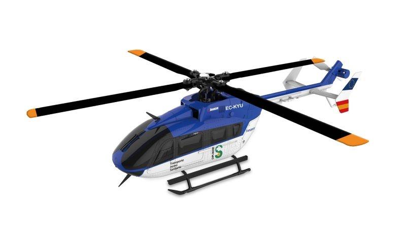 EC145 6-Kanal Brushless Single Blade Helikopter RTF