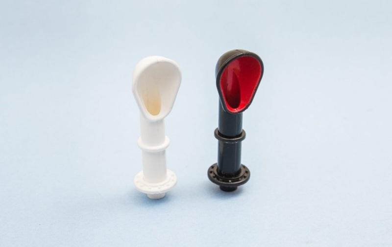 Lüfter aus Kunststoff 17x49 mm