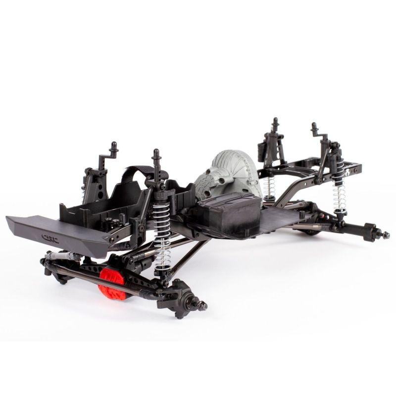 SCX10 II Raw Builders Kit 1/10Scale Crawler Chassis Bausatz