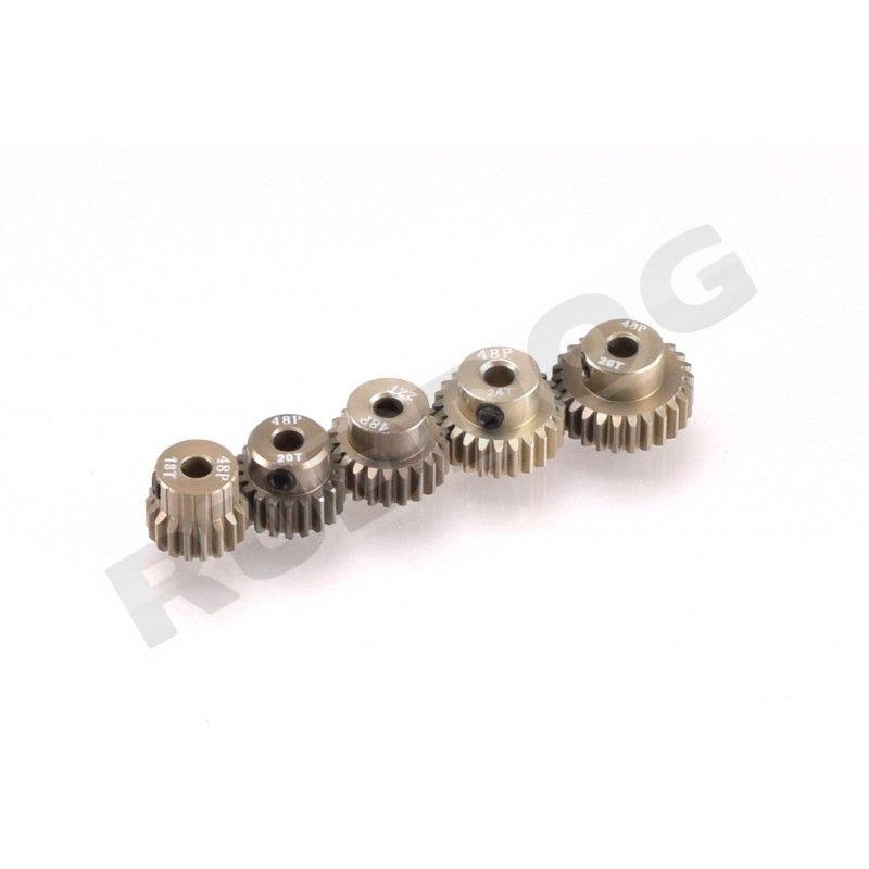 Motorritzel-Set 48DP, enthält 18,20,22,24,26 Zähne-Ritzel