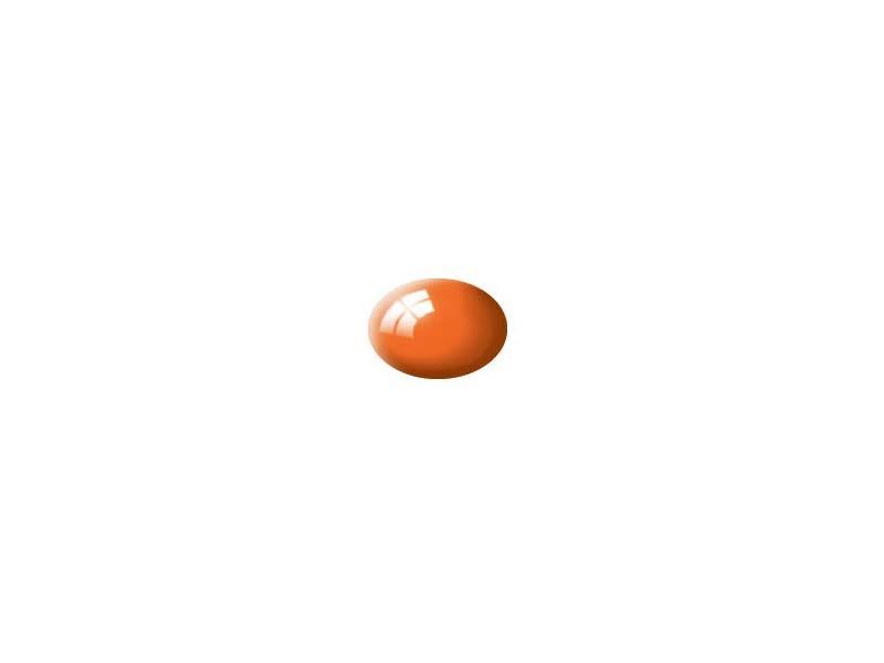 Aqua Color orange, glänzend 18ml