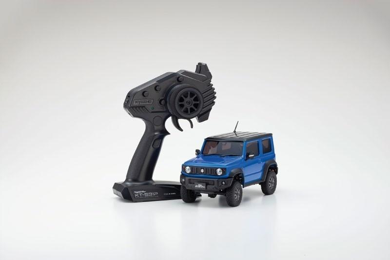 Mini-Z 4x4 MX-01 Suzuki Jimny Sierra Brisk Blue 2,4GHz