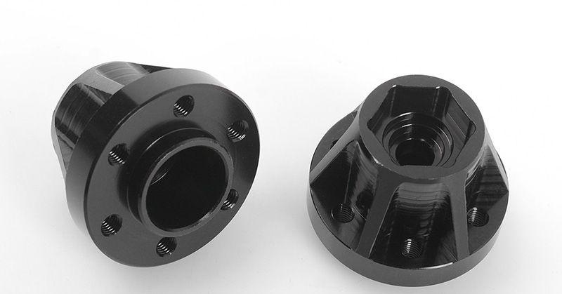 CNC Alu Mitnehmer 12mm (Offset Medium) 1/10 Beadlock Felge