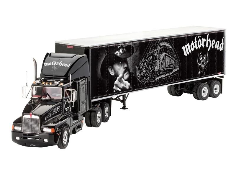 Tour Truck Motörhead 1:32 Bausatz inkl. Farbe