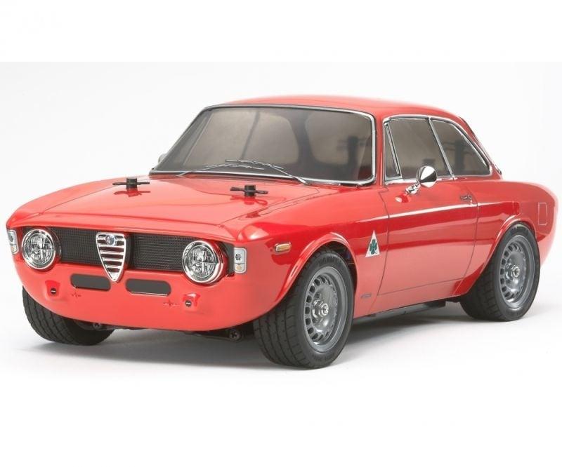 Karosserie klar M-Chassis Alfa Romeo Giulia Sprint 58187 MC