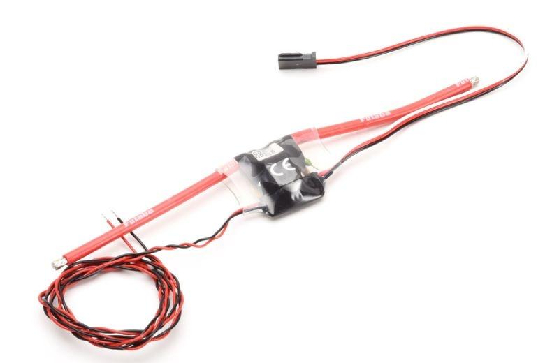 FASSTest/T-FHSS Telemetrie Stromsensor SBS-01C