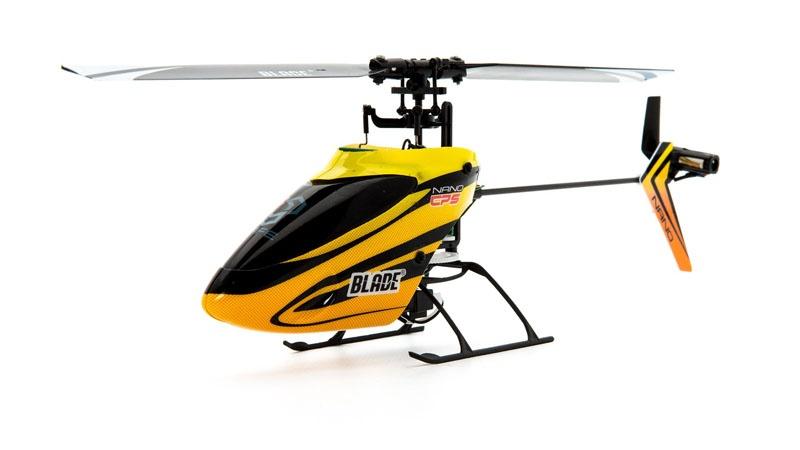 Nano CP S Hubschrauber BNF mit Safe Technologie