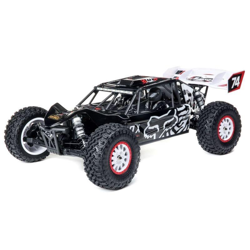 Tenacity DB Pro 4WD BLS Desert Buggy Fox Racing 1:10 RTR