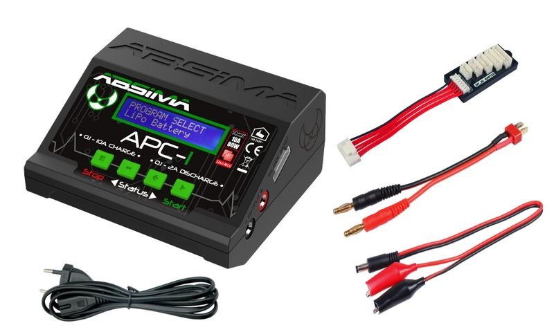 Ladegerät APC-1 AC/DC