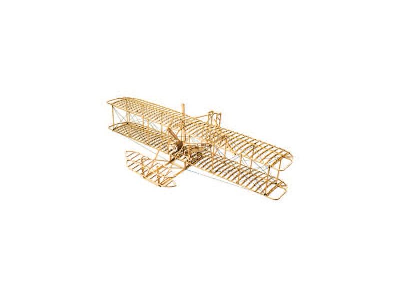 Holzbausatz Wright-Flyer 1903