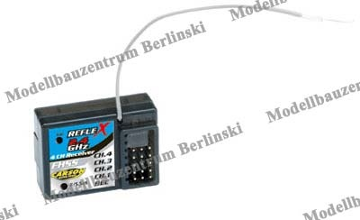 Empfänger für Reflex Wheel Pro 2,4GHz