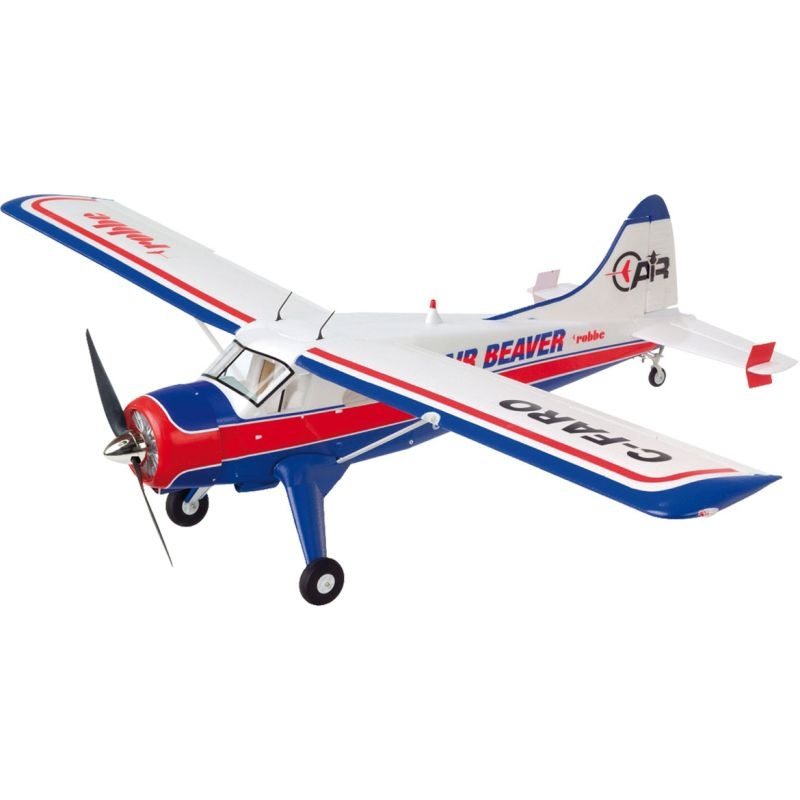 DHC-2 Beaver Air Beaver EPO Flugmodell 1520mm ARF