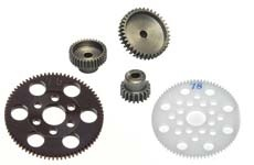 Gears and pinions
