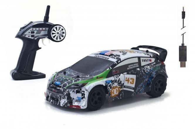 XT-Onro 2WD Rallye Fahrzeug 1:24 2.4GHz RTR