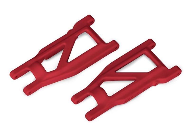 Querlenker links/recht für vorne oder hinten Rustler 4x4 rot