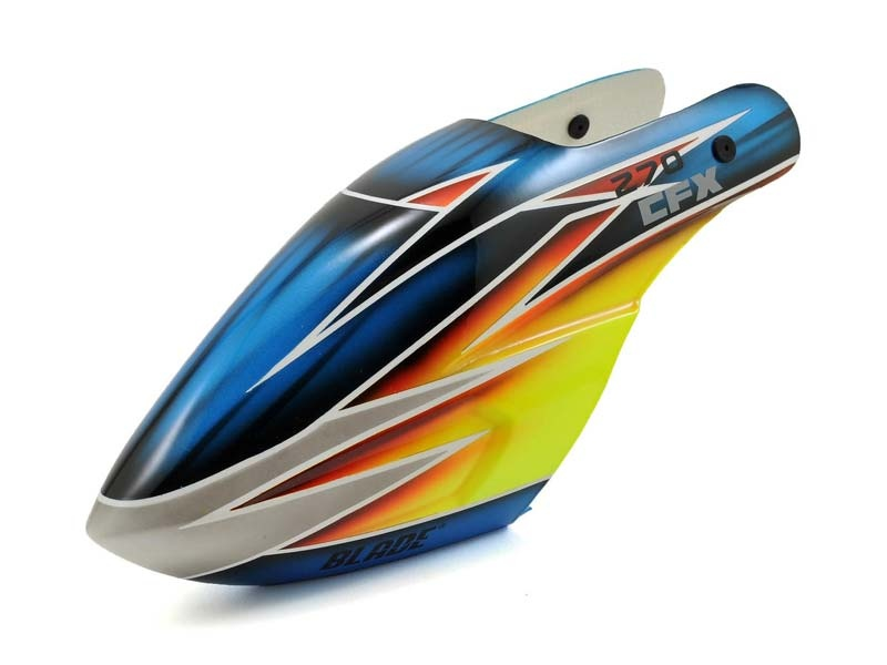 Blade GFK-Haube Petrol: 270 CFX