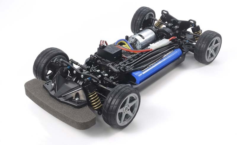 TT-02 Type-S Chassis 1:10 4WD Kit