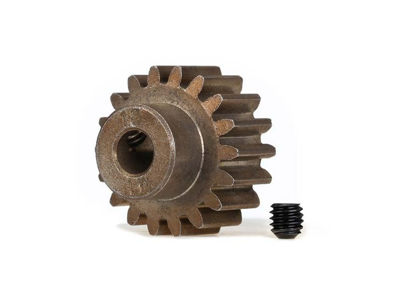 Zahnrad, 18-T Ritzel (1.0 Modul, 20° Press-Winkel) 5mm Welle