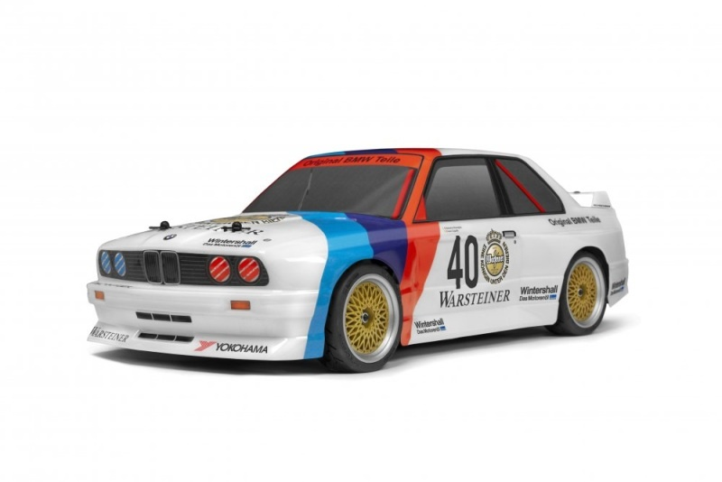 RS4 Sport 3 1987 Warsteiner BMW E30 4WD 1:10 RTR