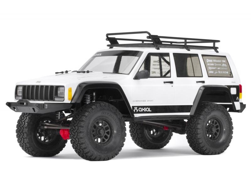 SCX10 V2 2000 Jeep Cherokee Kit
