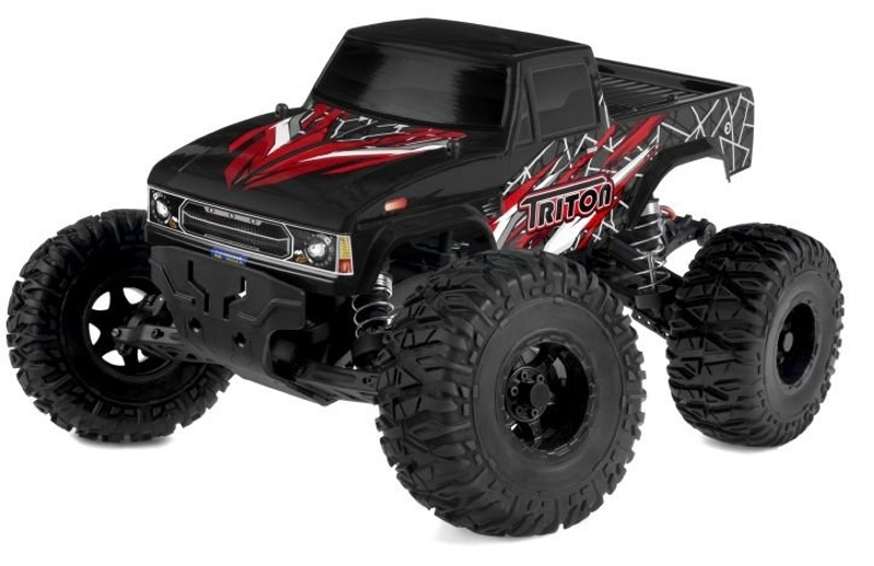 Triton XP 2WD Monster Truck 1/10 2-3S Brushless 2,4GHz RTR