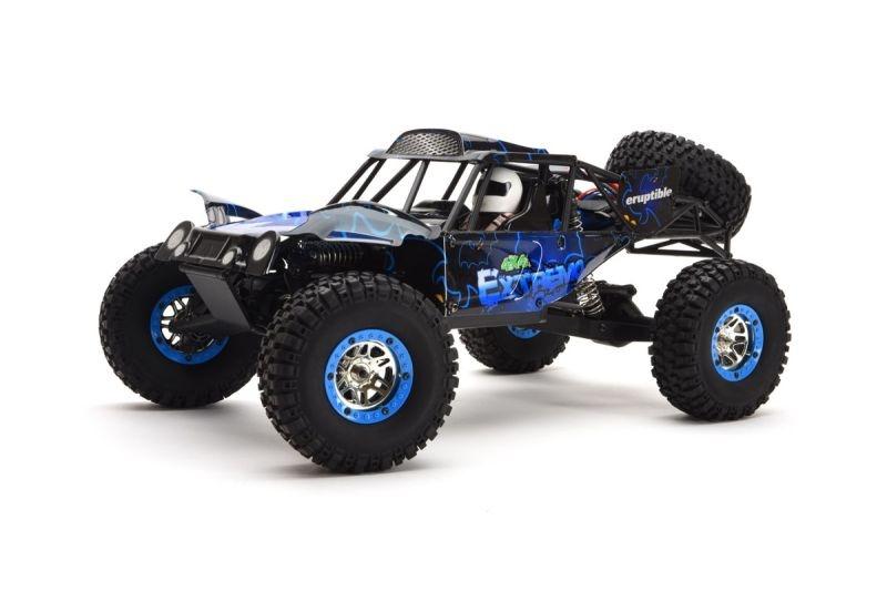 Extremo 1:10 4WD Rock Crawler RTR 2,4GHz mit Akku und Lader