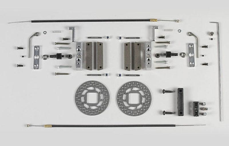 Tuning-Scheibenbremse vorne 1:6/Monster 4WD - Set