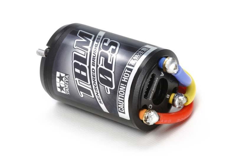 TBLM-02S 15,5T Sensor Brushless-Motor