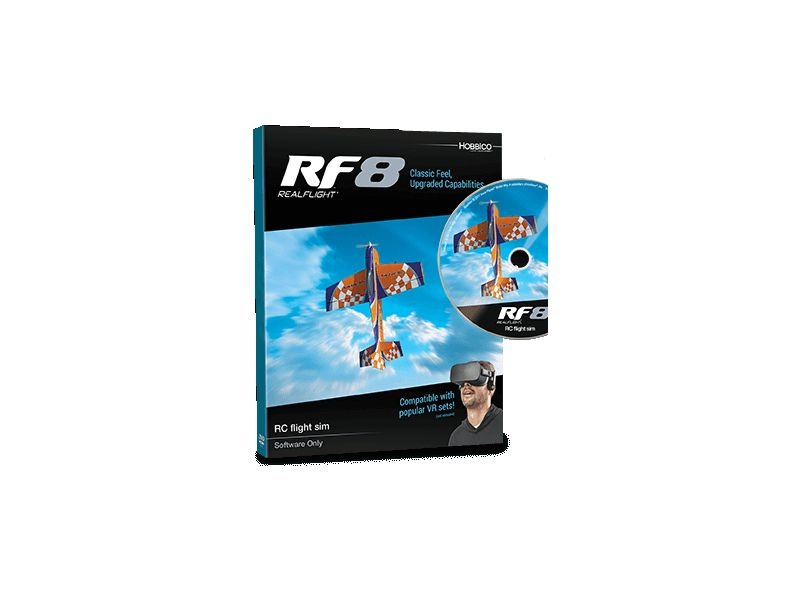 RealFlight RF 8 - nur Software