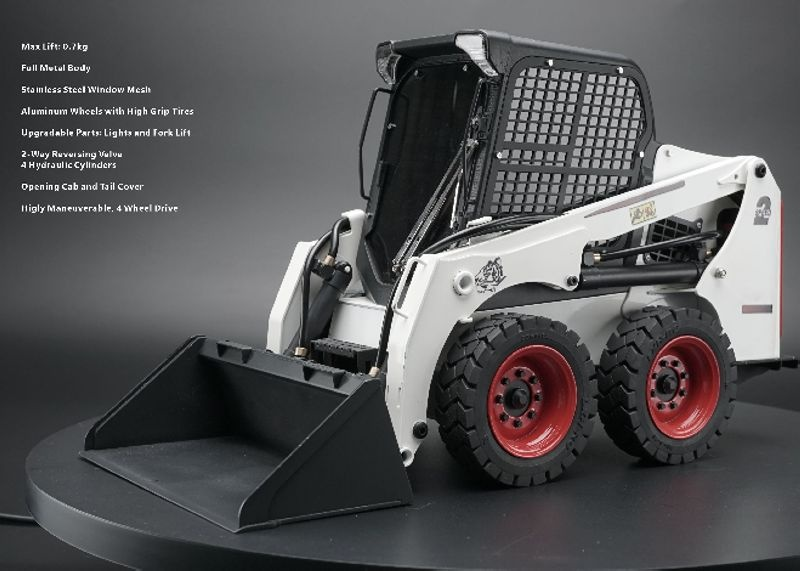 Hydraulik Kompaktlader 1/14 Bobcat RTR