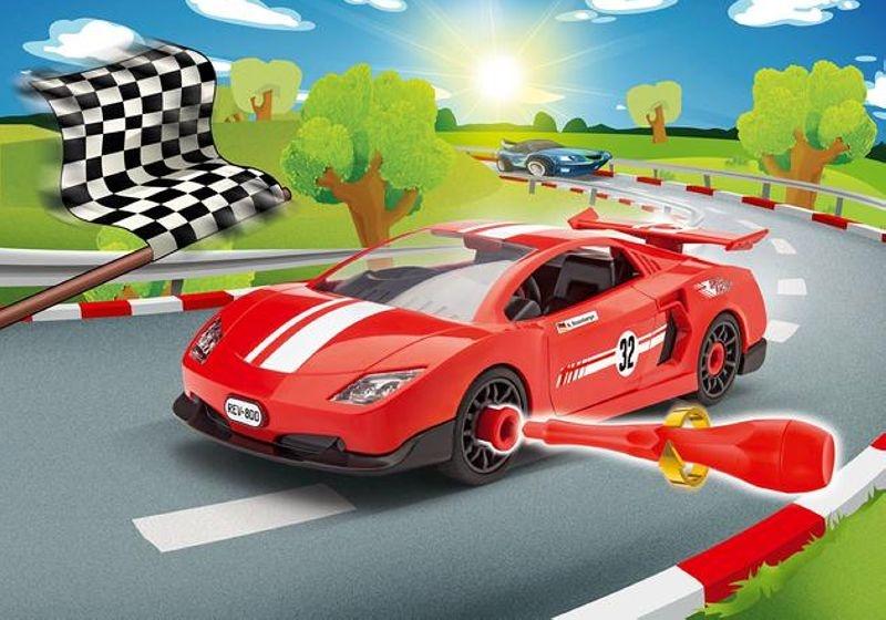 Racing Car 1:20