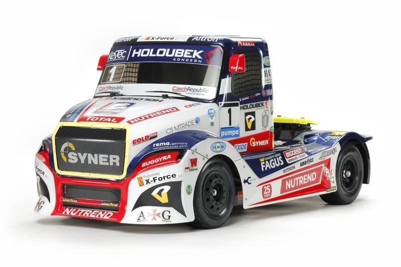 Buggyra Racing Fat Fox TT-01E Truck 1:14 inkl. Fahrtenregler