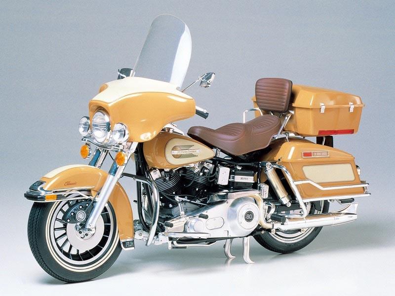 Harley Davidson FLH Classic 1:6 Bausatz