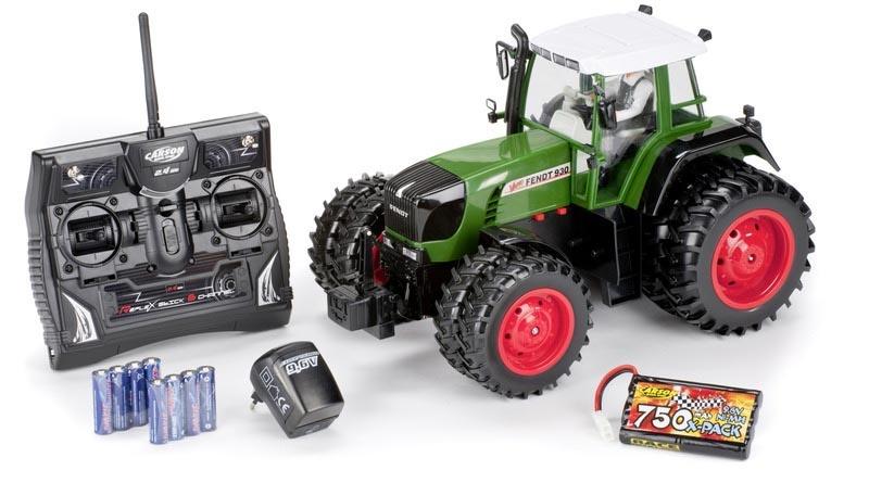 Fendt Doppelreifen Traktor 2,4 GHz 1:14 100% RTR